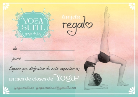 tarjeta-regalo yoga