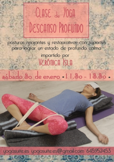 clase yoga restaurativo fb