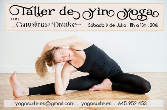 taller yin yoga yogasuite