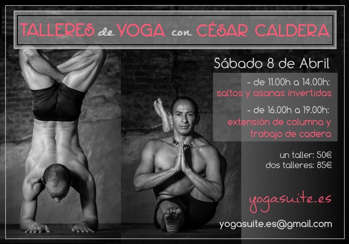 cesar caldera yoga suite